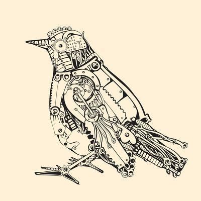 Metal Bird.