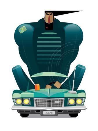Car&Man