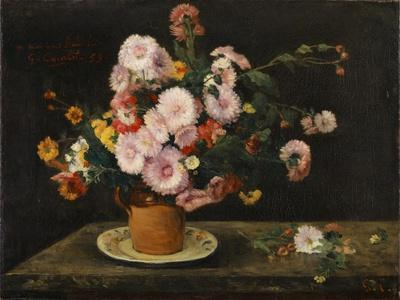 Bouquet of Asters, 1859