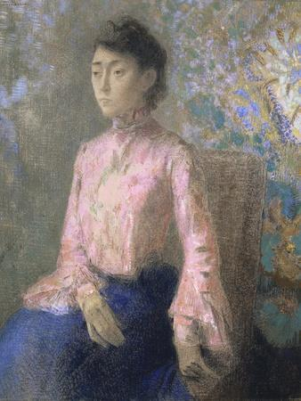 Portrait of Miss Jeanne Chaîne, 1903