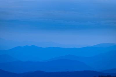 Blue Ridges, Great Smoky Mountains