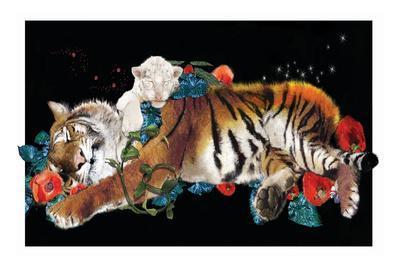 Tiger And Cub Original