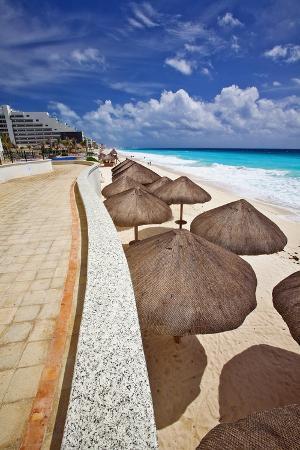 Mayan Riviera at Cancun Mexico