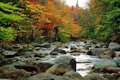 Autumn Colors, Lost River, New Hampshire