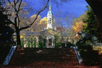 Nassau Hall Tower, Princeton University, NJ