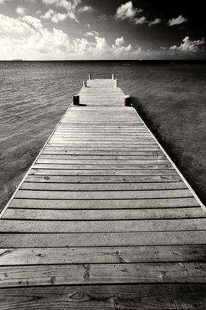 Jetty Perspective, Grand Cayman Island