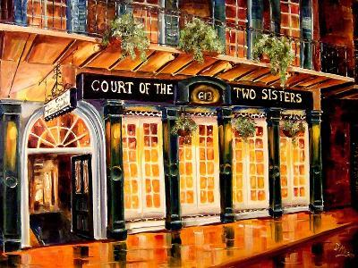 Court of the Two Sisters - New Orleans