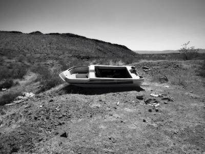 Mohave Boat