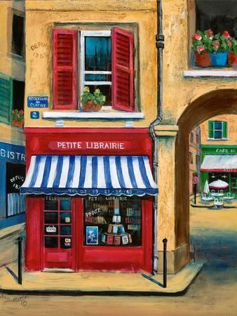 The Little French Book Store
