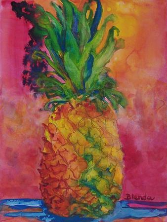 Hot Pink Pineapple