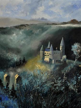 Medieval Castle In Veves