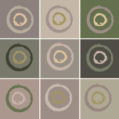 Nine Patch Circles In Circles