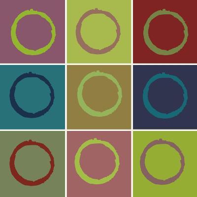 Nine Patch Circle & Colors