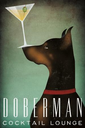 Doberman Martini