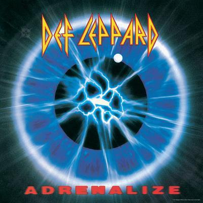 Def Leppard - Adrenalize 1992