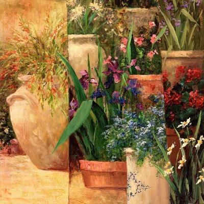 Flower Pots Left