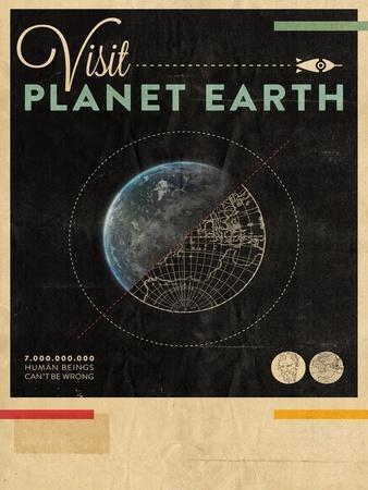Visit Planet Earth