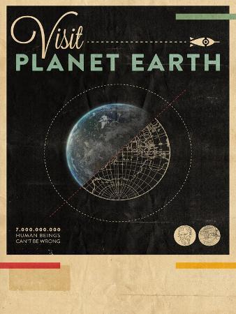 Visit Planet Earth