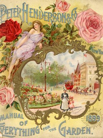 Peter Henderson and Co. Manual of Everything for the Garden