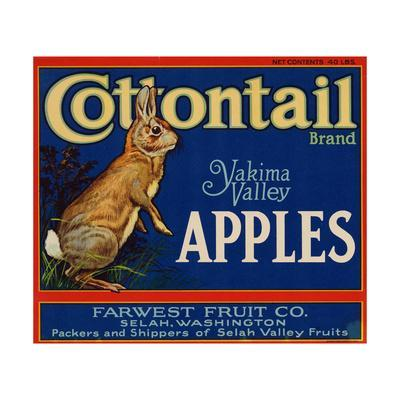 Warshaw Collection of Business Americana Food; Fruit Crate Labels, Farwest Fruit Co.