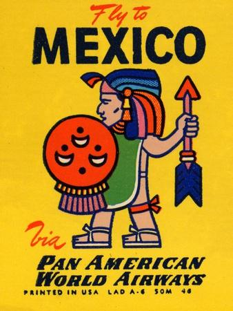 National Air and Space Museum: Pan American - Fly to Mexico