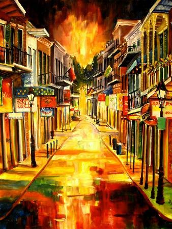 Bourbon Street Night