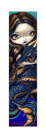 Mermaid with a Black Sea Serpent