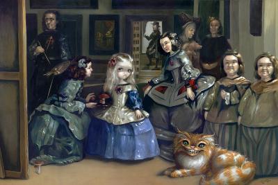 Alice and Las Meninas