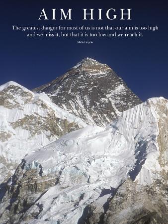 Aim High - Mt Everest Summit