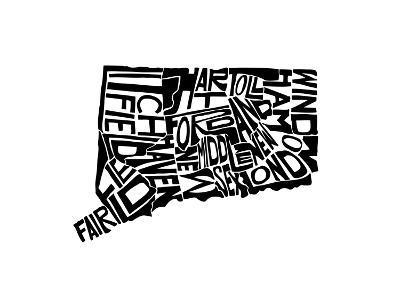 Typographic Connecticut