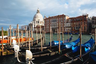 Grand Canal View at Campo del Traghetto, Venice