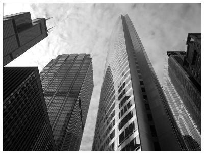 Chicago  city buildings