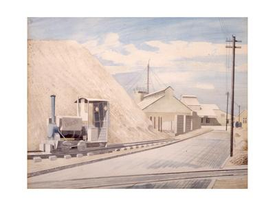 Cement Works, 1934