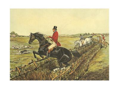 The English Hunt IV