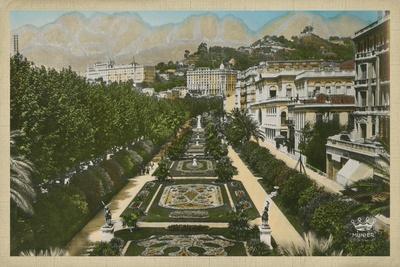 The Cote d'Azur V