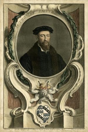 Houbraken Portrait VI