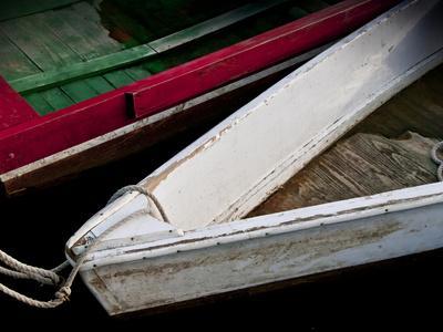 Wooden Rowboats VI