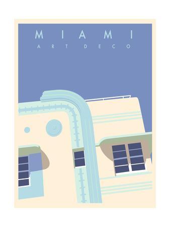 Art Deco-Miami