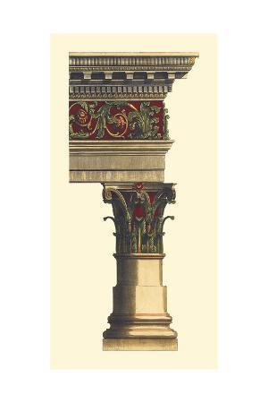 Column & Cornice II