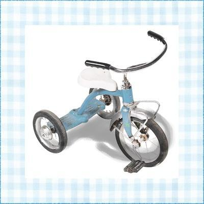 Colin's Tricycle