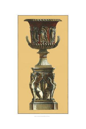 Vase et Piedestal I