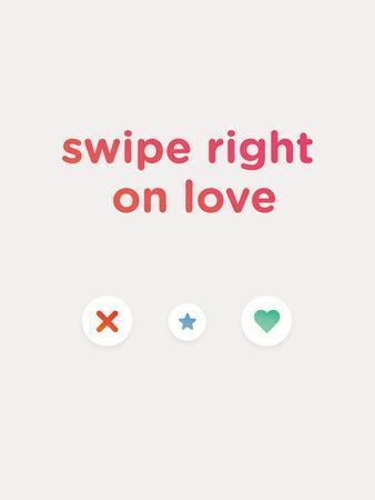 Swipe Right on Love