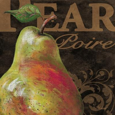 French Fruit Pear