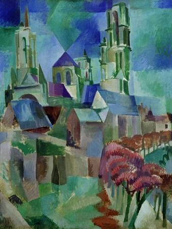 Les Tours de Laon (The Towers of Laon), 1912