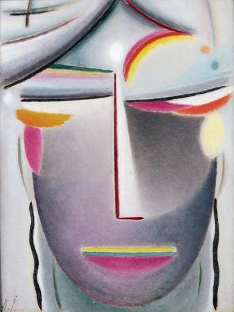 Head (Dark Buddha), c.1927