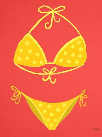 Yellow Bikini Coral