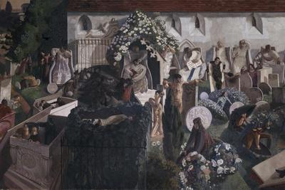The Resurrection, Cookham