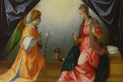 The Annunciation, 1528