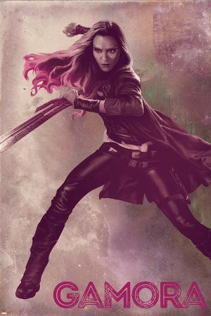 Guardians of the Galaxy: Vol. 2 - Gamora