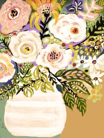 Summer Flowers in a Vase II